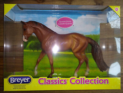 Breyer Classics Collection - Chestnut Quarter Horse