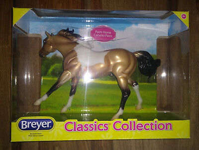 Breyer Classics Collection - Buckskin Paint Horse