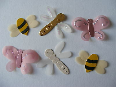 Critters Bees Butterfly Butterflies Dragonflies Bugs Die Cuts