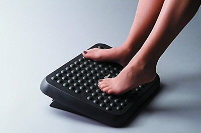 Standard Foot Rest Dual-Position Increase Circulation Massage Soles Feet Comfort