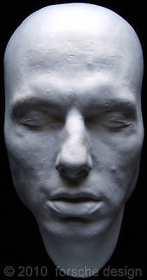 Tom Cruise Mission Impossible Life Mask Cast NR