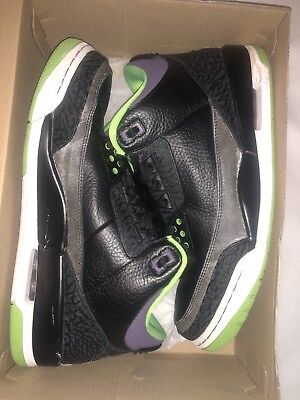 "a10e56d245a NIKE AIR JORDAN Retro 3 ""Joker"" Men Size 10.5 136064-018 -  69.99 ..."