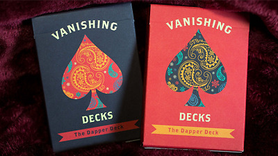 The Dapper Deck Playing Cards by Vanishing Magic