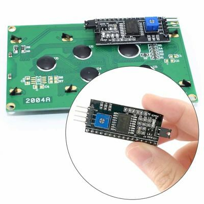 Serial IIC I2C Adapter 1602 1604 2002 LCD Backpack Arduino USA FIRST CLASS