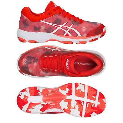 Asics Womens Netburner Professional FF Cushioned Supportive Netball Shoes