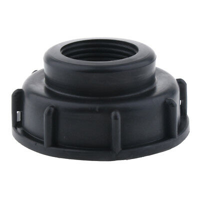 """2"""" IBC Tote Tank Valve Adapter for 1"""" fThread Hose Pipe, High Qaulity"""