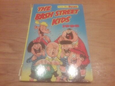 The Bash Street Kids Annual. 1996. Not Price Clipped. D.c. Thomson And Co. Ltd.