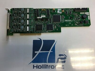 National Instruments 184111P-01 PCI-6110 Multifunction DAQ Card *USED*