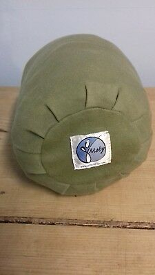 Moby baby wrap stretchy sling, Moss Green, Excellent Condition