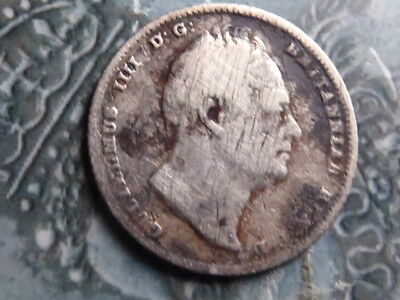 sixpence coin 1835 md find