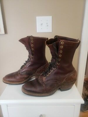 White's Packer Boots with Thinsulate-- Handmade Size 11.5 EE