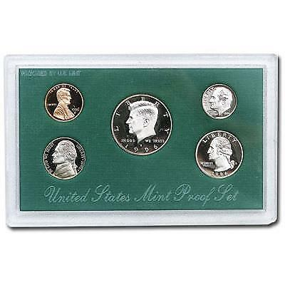 1996-S U.S.Proof set. complete and original as issued by US Mint.