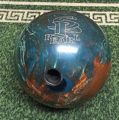 *** STORM PEARL - MADE IN THE USA - TEN PIN BOWLING BALL - 4kg / 8.8lb ***