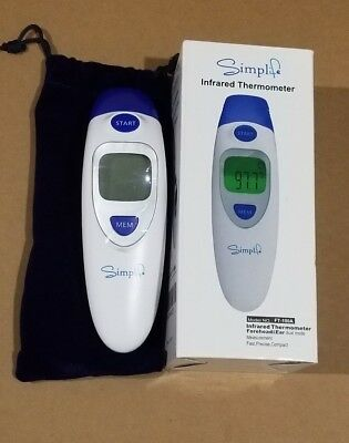 Simplife Infrared Thermometer FT-100A DUAL MODE