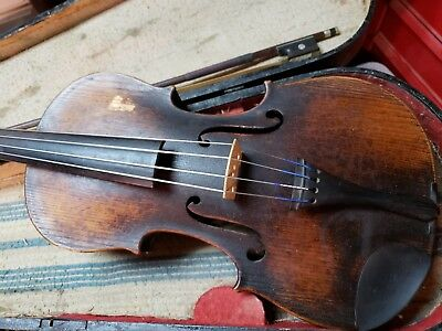 Antonius Stradiuarius Cremonensis Violin 1779 (Copy) 4/4 student outfit with bow