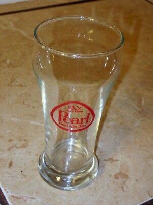 Vintage Pearl Beer Brewing Co. San Antonio Texas A.c.l. Pilsner Style Glass