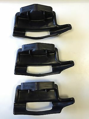 3X Hunter Tire Changer Nylon Mount Demount Head Duckhead