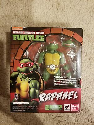 Raphael S.H. Figuarts Teenage Mutant Ninja Turtles Bandai Tamashii Nations