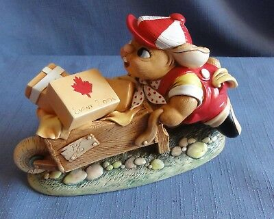 Pendelfin Event Piece 2004 CARTWRIGHT Canadian Exclusive Very Rare
