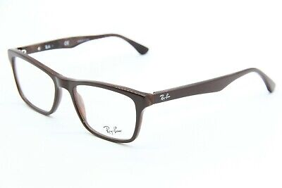 ada8c670e2 New Ray-Ban Rb 5279 5226 Brown Eyeglasses Authentic Frame Rx Rb5279 53-18