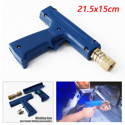 Welding Spot Welding Tool Soldering Torch For Car Body Dent Repair Welder W/ 3 Triggers