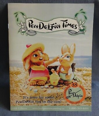 PENDELFIN TIMES 2008 Canadian Edition Very hard to find
