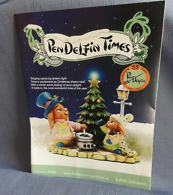PENDELFIN TIMES Autumn 2008 Canadian Edition Hard to Find Family Circle