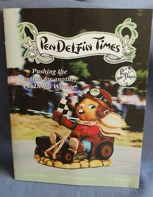 PENDELFIN TIMES SUMMER 2009 Canadian Edition Family Circle Hard to Find