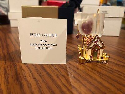 Estee Lauder Beautiful 2006 Going To The Chapel Solid Perfume Compact