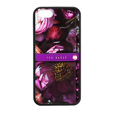 Ted Baker Collage logo case iphone 5 5c 6 6+ 6s 6s+ SE 7 7+ 8 8+ X s7 s7E s8 s9
