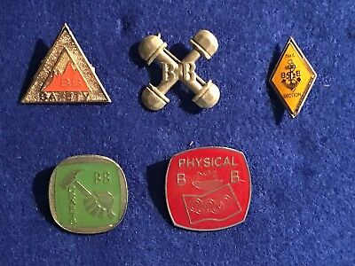 BOYS' BRIGADE BADGES Enamel Badges