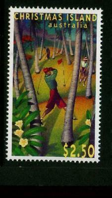 Christmas Island 1995 MNH MUH - 40th Anniversary of Golf Course