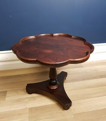Antique Rosewood Coffee, Sofa or Wine Table Circa 1840. Ready to Use