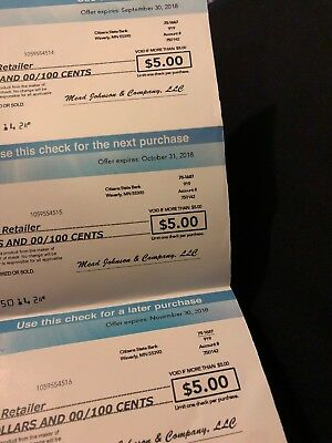 Enfamil coupons checks $50 worth Expired