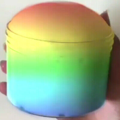 Rainbow Floss Cloud Slime Reduced Pressure Mud Stress Relief Kids Clay Toy