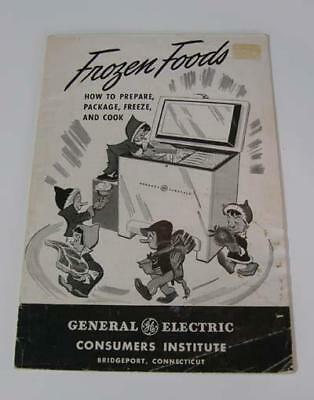 General Electric Frozen Foods Consumers Guide