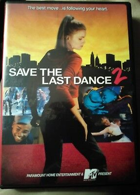 Save The Last Dance 2 (DVD used like new)