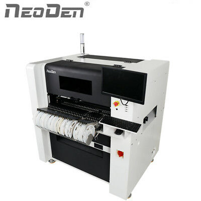 PCB Assembly Machine NeoDen7 with 50pcs feeders for 0402', LED, diode placement