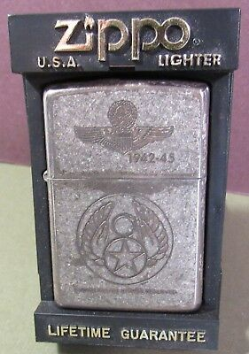 ZIPPO LIGHTER WWII 8th AIR FORCE 1942-45 used