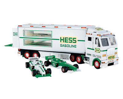 2003 Hess Toy Truck and Racecars - NIB - FAST SHIPPING!!!