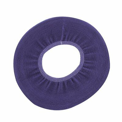 1pc Washable Cloth O-Shaped Warm Toilet Seat Cover Mat Pad For Bathroom  ZY