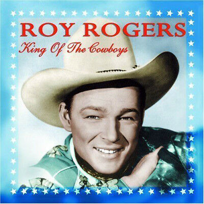 Roy Rogers - King of the Cowboys -  CD  NEW SEALED