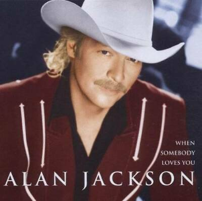 When Somebody Loves You by Jackson, Alan