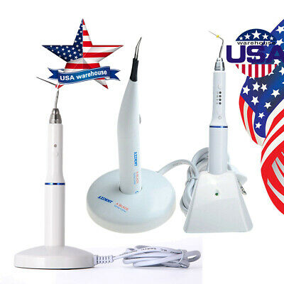 Wireless Dental Gutta Percha Obturation System Endo Heated Pen + Gutta Perch Cut