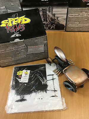 Country Artists Speed Freaks Collectible 'Rat' CA04474 Brand New in Box