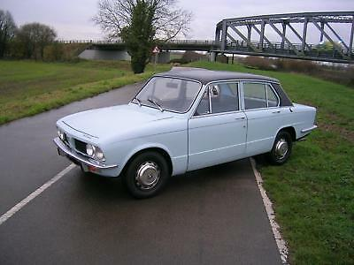 Triumph 1500 Historic 4 door Saloon Classic Car
