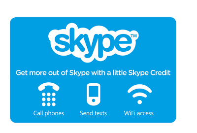 $25 Skype Credit  (Instant Delivery)