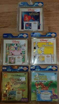 Disney Read-along Tape Bundle - Pickwick - Original Packaging
