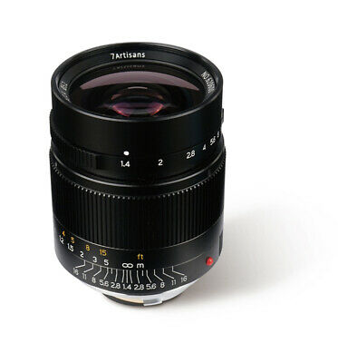 ✮ 7Artisans 28mm f/1.4 ASPHERICAL ✮ Leica-M-mount ✮ BRAND NEW lens ✮ 28/1.4 ✮