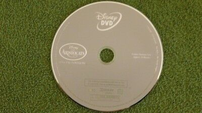 Aristocats, The (1970) - DVD, DISC ONLY - Classic Disney Animation
